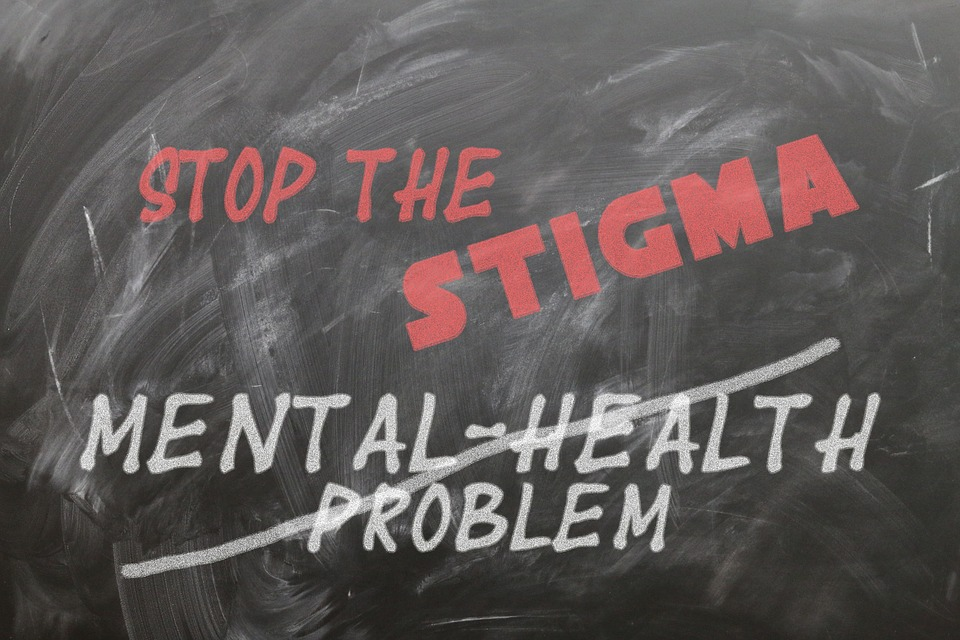 Dr. Kruger- stop the stigma